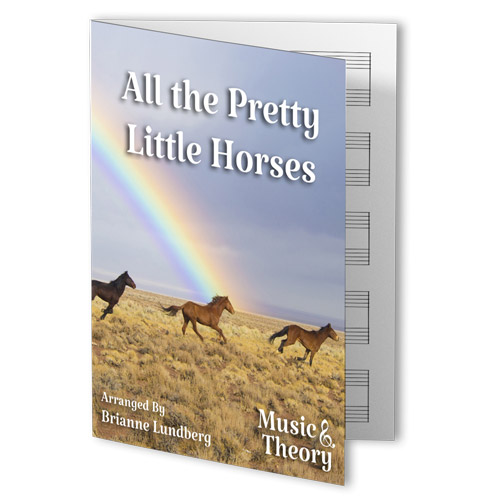 All the Pretty Little Horses Piano Sheet Music