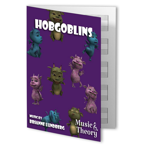 Hobgoblins halloween piano sheet music