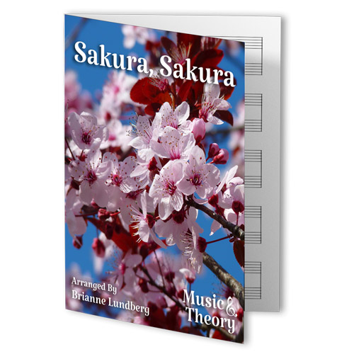Sakura Sakura Piano Sheet Music