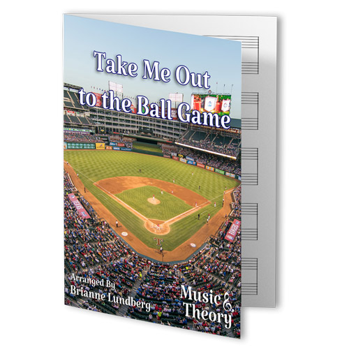 Take Me Out to the Ball Game Piano Sheet Music