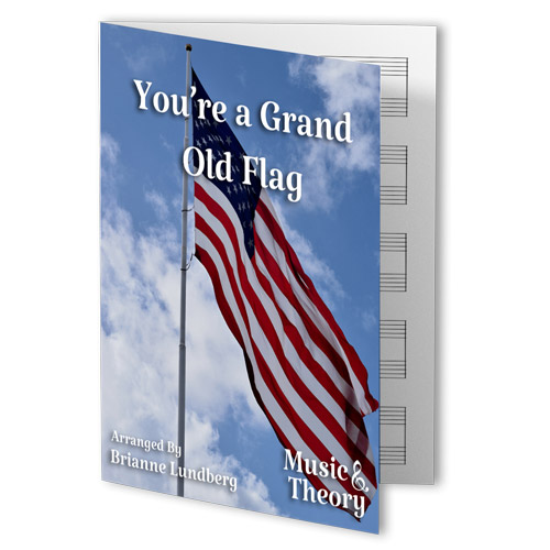 You're a Grand Old Flag Piano Sheet Music