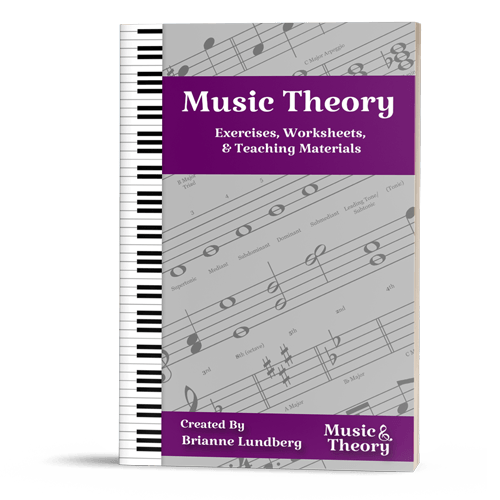 Music And Theory Piano Sheet Music Music Theory Resources More